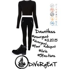 #dauntless #thebrave #madebyme!