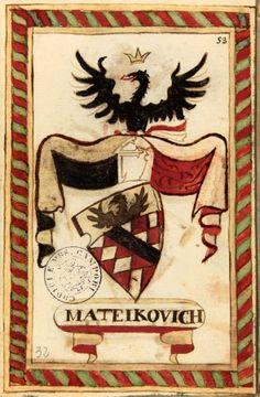 1700. - Mateikovich
