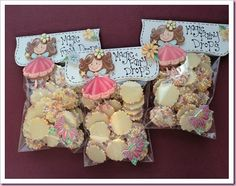 Magic Fairy Drops Sweet Candy Favour Bags.