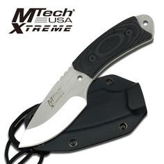 MTech USA XTREME MX-8035 TACTICAL FIXED BLADE KNIFE FIXED BLADES | Master Cutlery