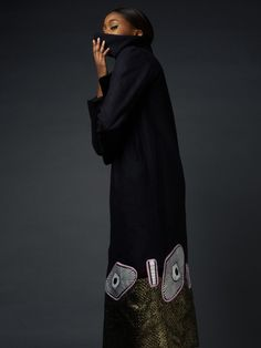 Selly Raby Kane (SRK) of senegal fashion collections - Gallery African Fashion Designers, African Print Fashion, Ethnic Fashion, Modern Fashion, Fashion Prints, African Prints, Ethnic Chic, African Textiles, Power Dressing