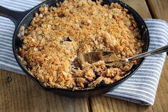 Apple Blueberry Crisp from @Rachel - Rachel Cooks