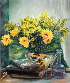 i-fiori-gialli-danka-weitzen.jpg (759×900)