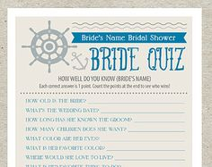 beach themed bridal shower games 1 wall decal nautical bachelorette bridal shower games