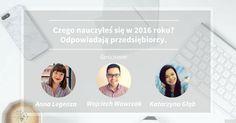 Grafika do wpisu z ekspertami - przedsiębiorcami