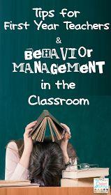 StudentSavvy: Behavior Management in the Classroom >> http://studentsavvyontpt.blogspot.fr/2015/01/tips-for-new-teachers-about-behavior.html?m=1