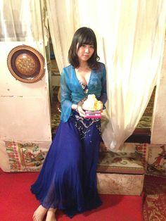 2013-01-20 ベリーダンスに挑戦しました。 http://ameblo.jp/satosumire/entry-11452943115.html