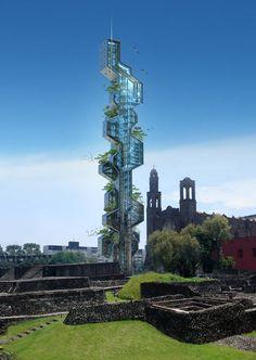 Visions of the Future: Futuristic Architecture - http://futuristicnews.com/category/future-architecture/