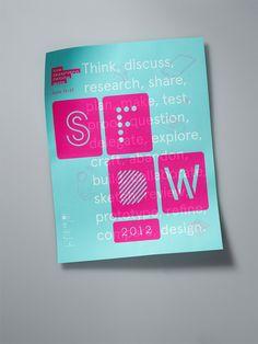 San Francisco Design Week Branding by Manual | Inspiration Grid | Design Inspiration