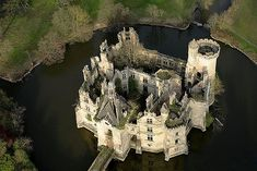 The 13th century French ruin of Mothe-Chandeniers chateau has been saved by a crowdfunding campaign. All donors are now co-owners!