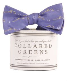 Collared Greens - Secretariat Bow Tie Lavender American Made, $55.00 (http://www.collaredgreens.com/products/american-made-cg-secretariat-bow-tie-lavender.html)