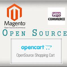 Self-hosted open source shopping cart website