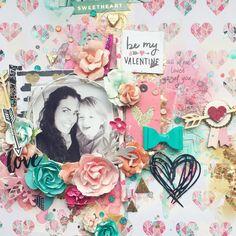 Sweet Memories: Be my Valentine