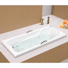Para você ter ótimos momentos de relaxamento e bem estar e ainda deixar o seu banheiro ainda mais aconchegante, as banheiras de hidromassagem são maravilhosas.