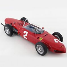 Ferrari 156 F1 'Sharknose' at 1:8 scale - F1 Models - Models & Collections - Collectibles
