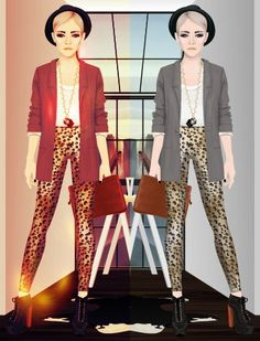 outfit | stardoll