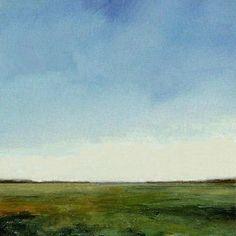 Original Large Oil Painting 40x40 CUSTOM Modern Abstract Sky