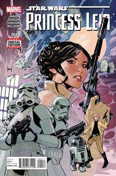 Star Wars: Princess Leia (2015) Issue #4