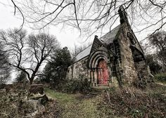 Day 361 - The Abandoned Church by Kelmon, via Flickr