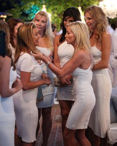 Kyles White Party...Real Housewives of Beverly Hills