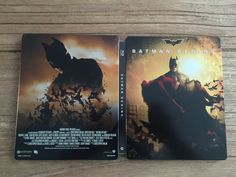 Batman begins steelbook.