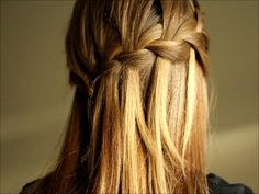 The Ultimate (and we do mean ultimate) Waterfall Braid Tutorial