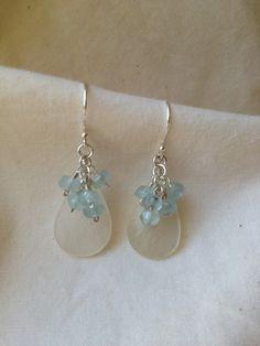 Handmade by Maggie, one of my faviorite earrings.