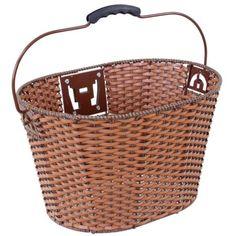 Sunlite Basket Front Rattan Q/R Standard Brown W/Bra