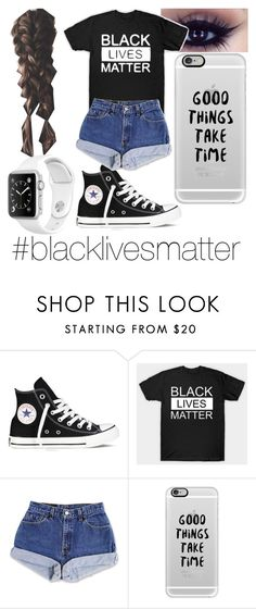 """""""R.I.P. Alton Sterling"""" by flawlessn28 ❤ liked on Polyvore featuring Converse, Casetify, BlackLivesMatter, PolyPower and nscreations"""