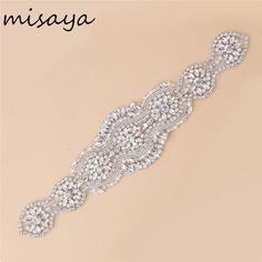 Misaya 1PC DIY Hand Craft High Quality Flower Style Rhinestones Handmade Diamond Ornaments For Wedding Bridal Belt Decoration-in DIY Craft Supplies from Home & Garden on Aliexpress.com   Alibaba Group