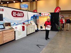 Rebath Home Show Google Search Booth Ideas