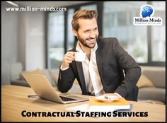 Contract Staffing Services as the name talks is a technique for enlisting required human asset on contract.