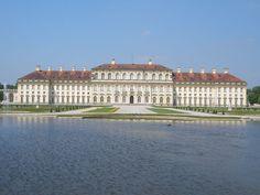 Schleissheim Palace panorama