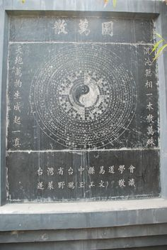 The original Stele tablet created by King Wen of the 64 Hexagrams Yuli Townlet, China Yin Yang Tattoos, Chinese Book, I Ching, Travel Log, Taoism, Ancient China, Qigong, Tai Chi, Chinoiserie