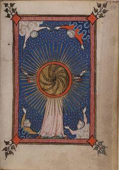 Rothschild Canticles, Rhineland, c. 1300.