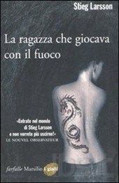 I'm reading The Girl That Played with Fire (Italian) in my spare time right now.  It's a page-turner!