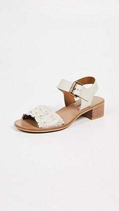 New See by Chloe Jane Mid Heel Sandals. Womens Fashion Shoes from top store Chloe Sandals, Mid Heel Sandals, Greek Sandals, Palm Beach Sandals, Strappy Sandals, Rothys Shoes, Size 9 Shoes, Open Toe Mules, Block Sandals