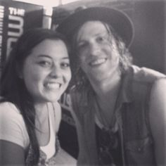 meeting your idol, love allen stone