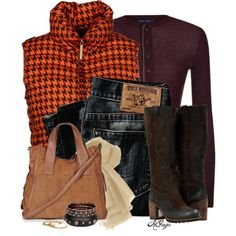 Vested in Fall Style