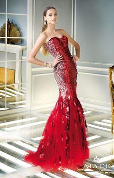 Claudine 2320 Dress - 2014. genealogydresses.com