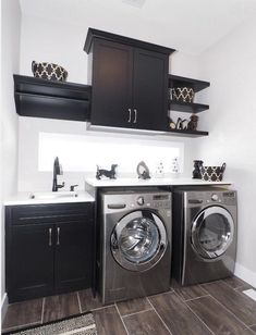 Basement Laundry Room Remodel Ideas If you are looking for Basement laundry room remodel ideas you've come to the right place. We have collect images about Basement laundry room remodel . Laundry Room Layouts, Laundry Room Remodel, Laundry Room Cabinets, Laundry Decor, Basement Laundry, Laundry Room Organization, Laundry Room Design, Laundry In Bathroom, Laundry Rooms