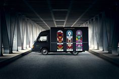 HOLY DOGS Foodtruck on Behance