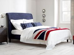 Keats Super King Size Bed | The English Bed Company