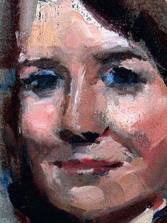 How to paint a portrait