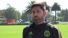 Día del Futbol Femenino CONCACAF: Christopher Cuellar