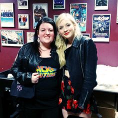 Emily meets fans: YMCA Boulton Center for the Performing Arts