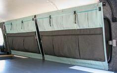 Storage Curtains | Project Dino Evolution