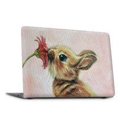 Hase / Kaninchen Laptopskin Aufkleber Bunny und von MimoCadeaux, $55.00