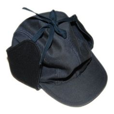 96ffdd1b Amazon.com: Polo Ralph Lauren Double RL RRL Mens Hat Cap Ear Muff Navy  Hunting Wool Large: Clothing