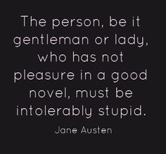 An official 'burn' by Jane Austen herself.